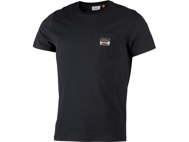 Lundhags Knak Tee Men, black